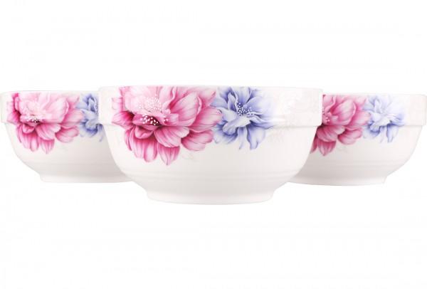 Bavary | Kehlani | 6 -er | Suppenschale | Suppenschüssell | Weiß | Aus Porzellan | By-9643-01523