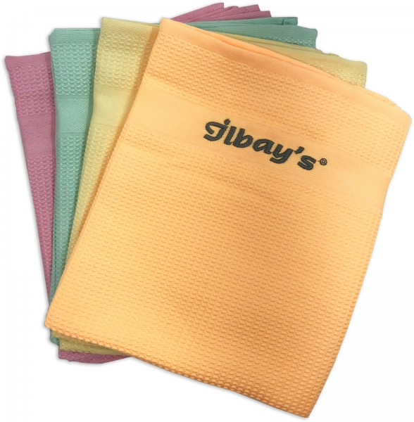 Ilbays Mikrofaser Reinigungstücher | 4 Stück | ilbays-01