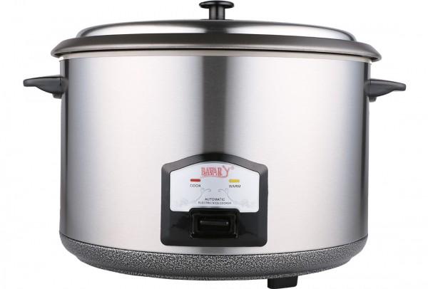 Bavary | Elektrischer Kochtopf | 5,6 Liter | Silber | By-cfxb-y2000