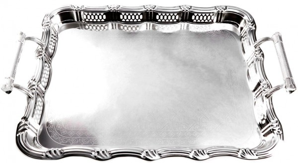 Bavary Silvy Elegance Tepsi 44x 35cm