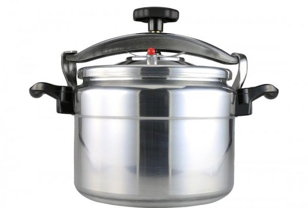 Bavary | Schnellkochtopf | Dampfkochtopf | 3 Liter | Schwarz | Inox | Aluminium | By-c18-3 |