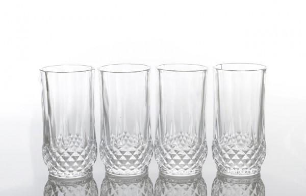 High Quality Glasset 12-tlg. Kristal