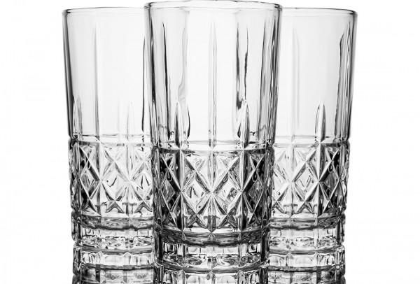 Bavary Fine Glas Kupa Su Bardağı Seti | 12 Parça | By-w5409ht-1