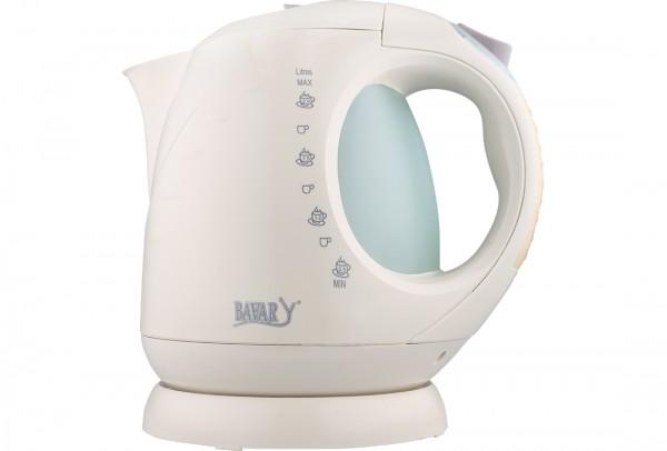 Bavary | Elektrischer | Wasserkocher | Kettle | 2 Liter | 2.000 W | Beige | By-Sld-506-beige