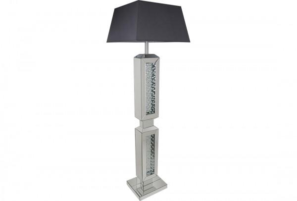 Bavary | Luxus | Deko-Leuchte | Deko-Lampe | XXL | Silber | Aus Kristallglas | By-gd-4197