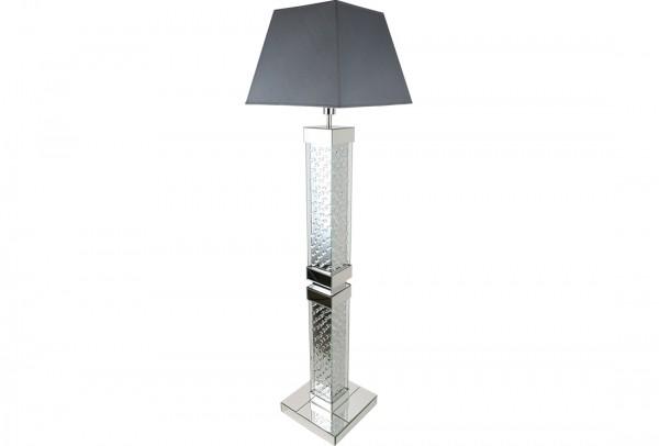 Bavary | Luxus | Deko-Leuchte | Deko-Lampe | XXL | Silber | Aus Kristallglas | By-15js0010