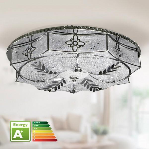 Bavary LED-Deckenleuchte Ø 48cm Chrome | 2015-44-A48J