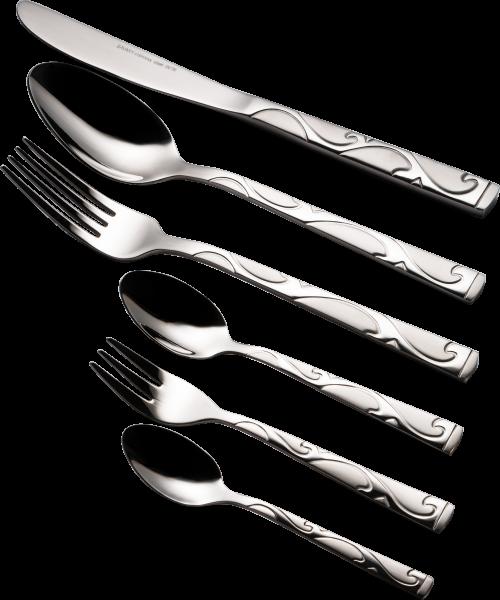 Bavary | Çatal Bıçak Takımı | 84 Parça | Paslanmaz Çelik